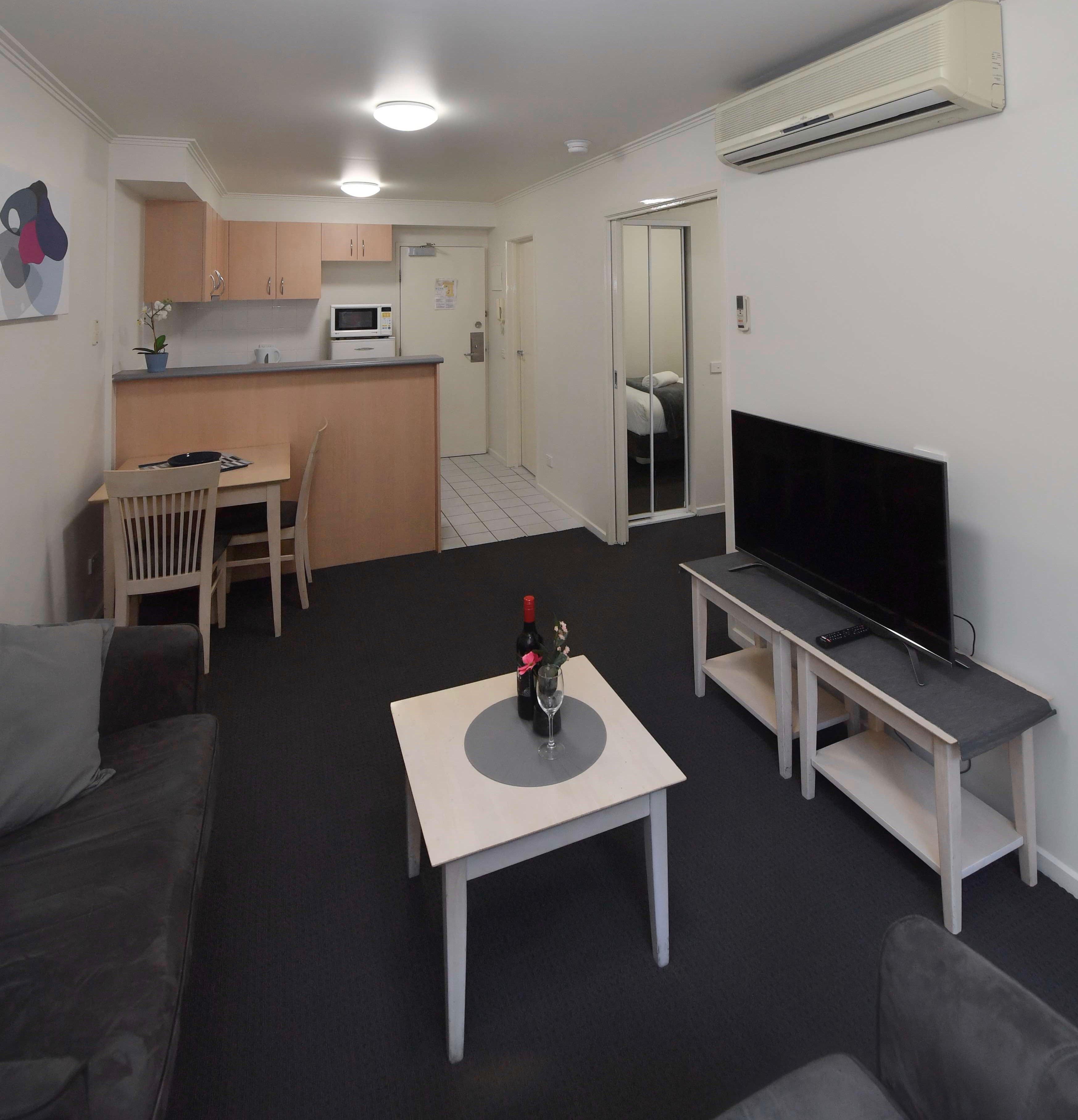 Adara Franklin - 2-Bedroom-superiorLiving Area